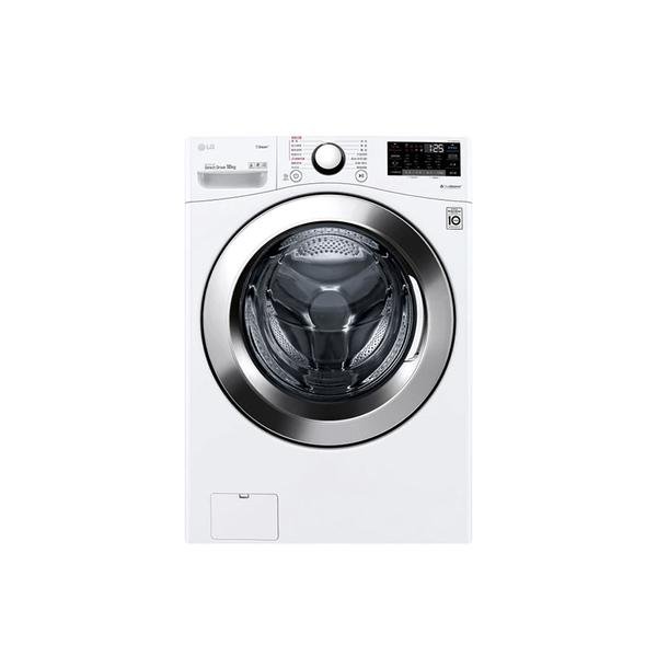 LG樂金 18公斤 蒸氣洗脫 滾筒 洗衣機 WD-S18VCW