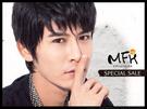 MFH韓國男生假髮◆JYJ金在中酷帥層次...