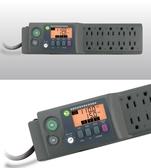 TECPEL 泰菱 2024I 電力安全保護器 延長線 雙重超載 穩壓保護 110V