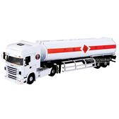 HY TRUCK華一 5012-24油罐車 工程合金車模型車 運油車 槽罐車(1:50)【楚崴玩具】