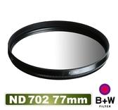 B+W F-Pro-702 77mm Graduated ND 25% MRC 漸層減光鏡 【公司貨 德國製】
