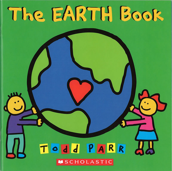 【麥克書店】THE EARTH BOOK/ 平裝繪本《主題: 環境保護 Environment Protection》