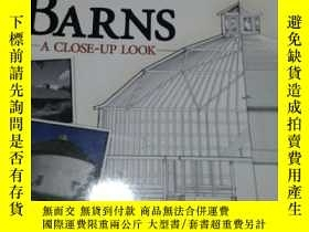 二手書博民逛書店Barns罕見: A Close Up Look: A Tour