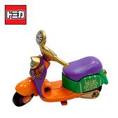 【日本正版】TOMICA 愛麗絲 摩托車 玩具車 魔鏡夢遊 愛麗絲夢遊仙境 Disney Motors 多美小汽車 - 892977