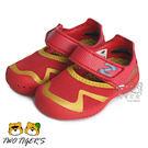 New Balance Marvel 漫威 聯名款運動涼鞋 紅色 鋼鐵人 小童鞋 NO.R2748