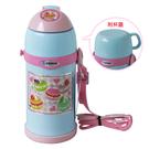 出清特價【象印】0.6L童用2WAY不鏽鋼保溫保冷瓶 SC-ZT60-AZ