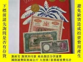 二手書博民逛書店SINGAPORE罕見COIN AUCTION新加坡錢幣拍賣10