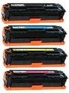 HP CF510A~CF513A副廠碳粉匣組 適用HP Color  M154a/M154nw/MFP M180n/MFP M181fw(全新匣非市面回收環保匣)