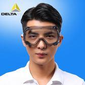 護眼眼鏡 防護防液體噴濺 護目鏡 防風防塵沙騎行打磨輕便 【好康八八折】
