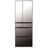 【HITACHI 日立 日本原裝】561公升變頻六門電冰箱 RXG570JJ-X 琉璃鏡 比漾廣場