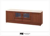 【MK億騰傢俱】BS216-05康納利樟木色5.8尺長櫃