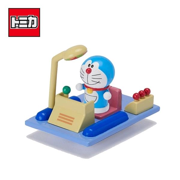 【日本正版】TOMICA 騎乘系列 R04 哆啦A夢 x 時光機 小叮噹 玩具車 多美小汽車 - 887355