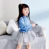 618好康鉅惠連身裙春秋童裝2018新款兒童公主春裝