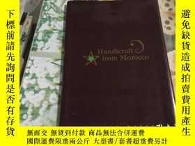 二手書博民逛書店HANDICRAFT罕見FROM MOROCCOY352802
