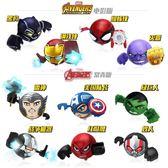 戰鬥陀螺 小鉆風4復仇者聯盟正版漫威超級英雄陀螺玩具小轉風5旋戰斗盤全套