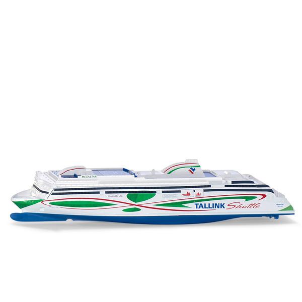 SIKU 德國小汽車 塔林客郵輪 Tallink Megastar SU1728 公司貨