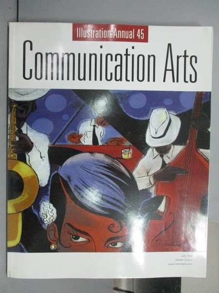 【書寶二手書T3/設計_QNW】Communication Arts_329期_illustration Annual