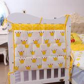 兒童床掛袋床頭寶寶尿片尿布尿不濕收納袋床邊多功能新生兒儲物袋【快速出貨】