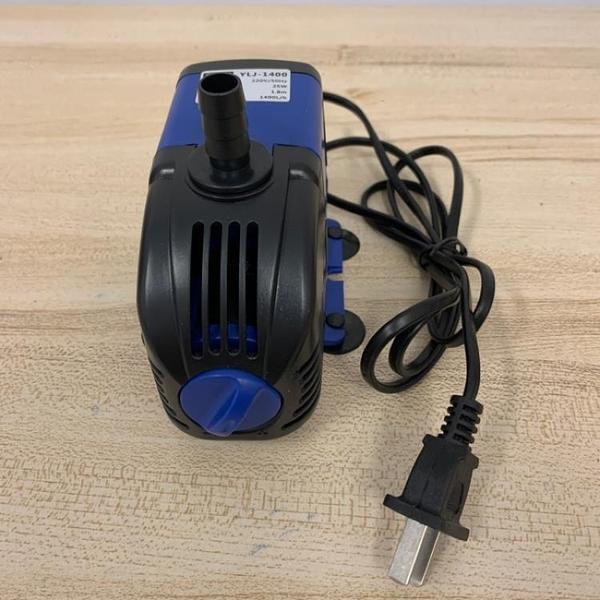 多功能潛水泵靜音增氧抽水泵循環增氧過濾設備(12*8*5/777-2916)