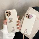 海綿寶寶派大星太空人 適用 iPhone12Pro 11 Max Mini Xr X Xs 7 8 plus 蘋果手機殼