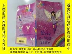 二手書博民逛書店Evie罕見the Mist Fairy:霧精靈伊芙Y200392