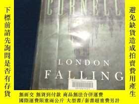 二手書博民逛書店LONDON罕見FALLING PAULCORNELL Mdst 倫敦陷落Y223356 Paul Corn