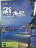 【書寶二手書T1/原文書_EHR】21st Century Communication 1: Listening, Speaking…