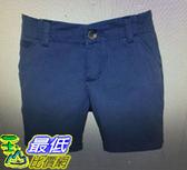 [COSCO代購] Lee 女休閒短褲 卡其/藍 _W1132820