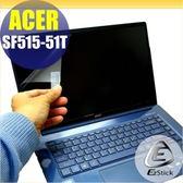 【Ezstick】ACER SF515-51T 靜電式筆電LCD液晶螢幕貼 (可選鏡面或霧面)