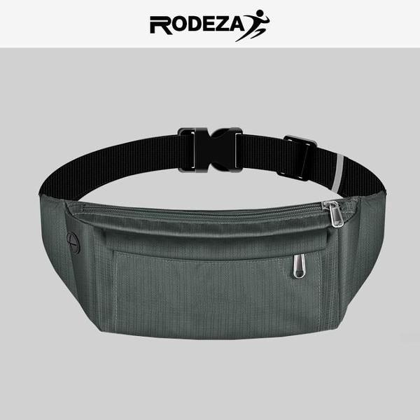 跑步腰包多功能男女士運動手機腰帶大容量健身旅行裝備超輕薄防水 韓國時尚週