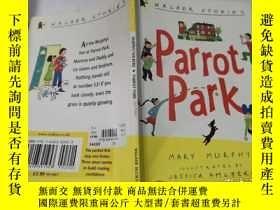 二手書博民逛書店parrot罕見park鸚鵡公園Y212829 不祥 不祥