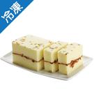 古早味鹹蛋糕/條(含盒重354g)【愛買冷凍】