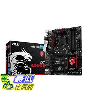 [美國直購] MSI 主機板 Z97 Intel LGA 1150 DDR3 USB 3.0 ATX Gaming Motherboard