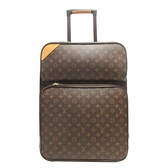 LOUIS VUITTON LV 路易威登 原花行李箱 Monogram Pegage 55 Business M23297