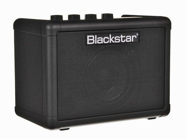 ☆ 唐尼樂器︵☆ Blackstar FLY 3 電吉他音箱/ MP3 隨身音響(電池/供電兩用內建 Delay 效果)