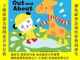 二手書博民逛書店Sasha罕見and Olly Out and AboutY362136 Simon & Schus