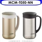 虎牌【MCM-T050-NN】500cc茶濾網辦公室杯保溫杯NN香檳金