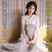 玉生煙漢元素漢服女齊胸襦裙改良漢服古風廣袖流仙日常古裝連衣裙