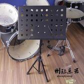 譜架 可升降折疊/大型譜架樂譜架子古箏吉他小提琴樂譜架便攜式 不銹鋼xw