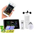 [8美國直購] La Crosse Technology S82950-INT WiFi Professional Weather Station, Black