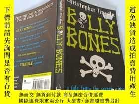 二手書博民逛書店Billy罕見Bones:a tale from the secrets closet 比利·博恩斯:秘密密室裏的