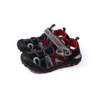超人力霸王 涼鞋 運動型 護趾 黑/紅 中童 童鞋 UM4610 no893