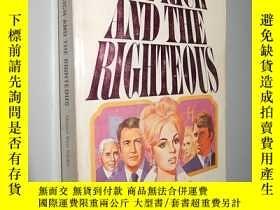 二手書博民逛書店The罕見Rich and the Righteous by H