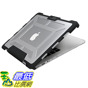 [美國直購] URBAN ARMOR GEAR 軍規 UAG-MBA13-A1466-ICE 保護殼 MacBook Air 13吋 Composite [ICE] Laptop Case