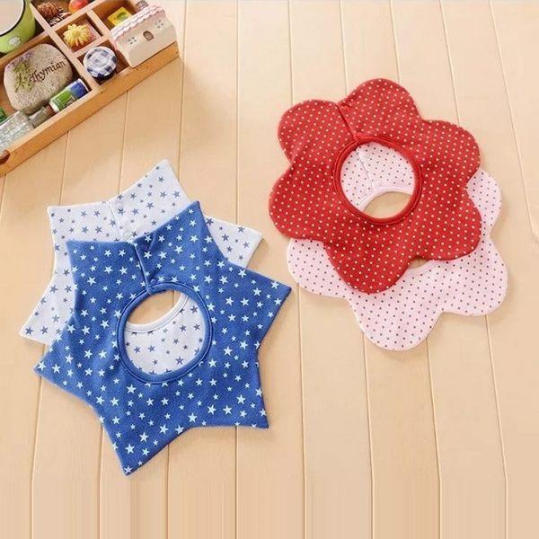 日系防水口水巾 20款可挑 四層防水口水巾 嬰兒口水巾 三角口水巾 口水巾 三角巾 圍兜