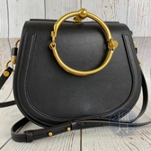 BRAND楓月 CHLOE 3S1300-HEU NILE 黑色 兩用包 手提包 側背包 斜背包