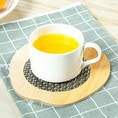 ✭慢思行✭【Q248-1】竹木造型防燙餐墊 防燙 廚房 湯鍋 用餐 防滑 餐墊 杯墊 盤墊 保護