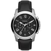 FOSSIL 美國原創風格時尚腕錶 FS4812IE 熱賣中!