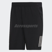 adidas 短褲 CLUB 3-Stripes 9-Inch 黑 白 男款 網球褲 運動 訓練 【PMMP306】 DU0874