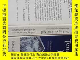 二手書博民逛書店TOUCHING罕見MY FATHER S SOULY25900